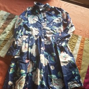 💲Girls Carters Floral Dress